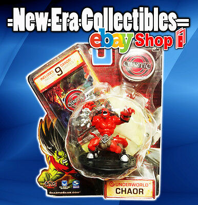 Chaotic - Underworld - Chaor Action Figure with Trading Cards - Spin Master 2009