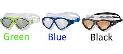 Zoggs Tri Vision Adult Swimming Mask + Free AUS Delivery!