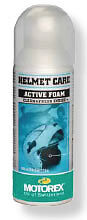 New MOTOREX HELMET CARE SPRAY 200ML Motorcycle
