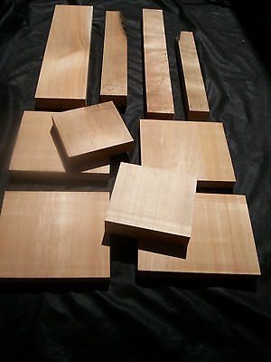10 Pieces of KING BILLY PINE for Craft and Carving