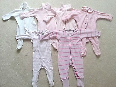 Pre-loved Baby Girl BONDS Bundle, Wondersuit, Size 00, Excellent UsedCondition