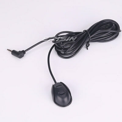 ES008TGB 3.5mm External Microphone For Car Bluetooth Enabled Stereos DVD Players