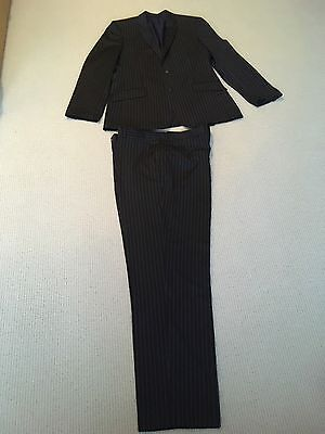 Men's French Connection Pinstripe Suit