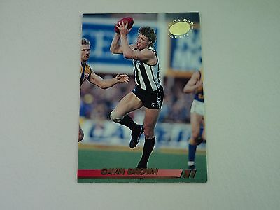 1994 Select Afl Gavin Brown Gold Card #1-20
