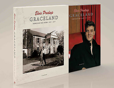 Elvis Collectors Book Graceland Through The Years 1957-1977 (Megarare) sealed