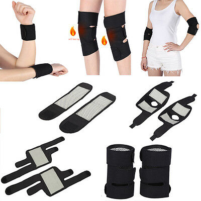 Self-heating Magnetic Therapy Knee Elbow Wrist Protector Belt Arthritis Brace