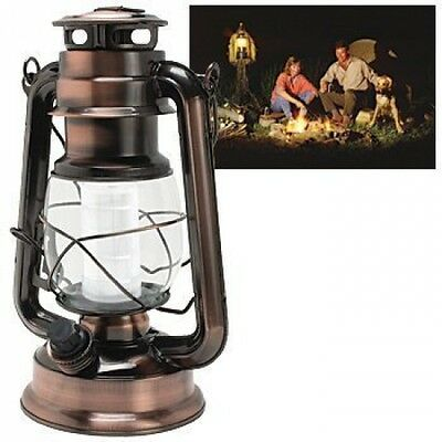 Northpoint NorthPoint Vintage Style 12 LED Lantern, Copper