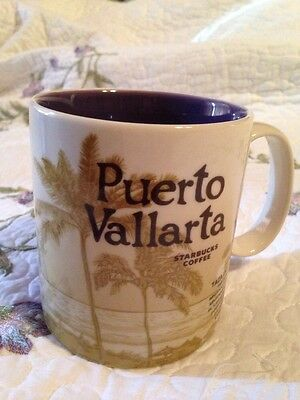 Starbucks Puerto Vallarta City Icon Mug