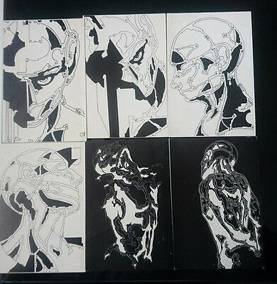 The sisters of mercy postcards