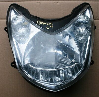 Yamaha Cygnus X Xc125 Xc 125 2007 07 Headlight Head Light Headlamp Head Lamp