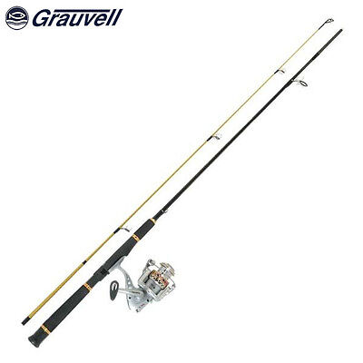 Combo Pro Spin Light Grauvell 180