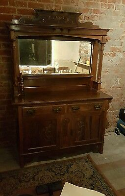 art nouveau/ Arts and crafts sideboard