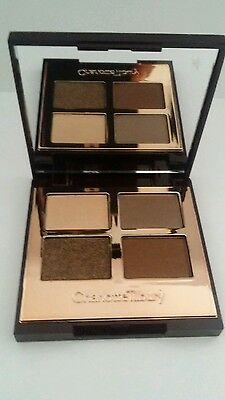 Charlotte tilbury Eye Shadow Palete golden goddess