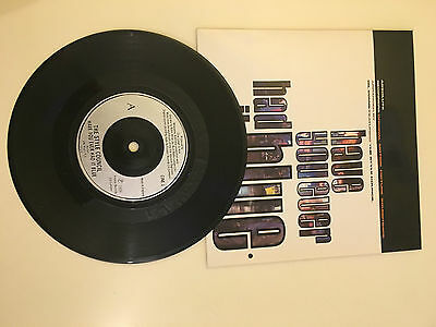 The Style Council Paul Weller The Jam Have You Ever Had it Blue 7 inch Vinyl