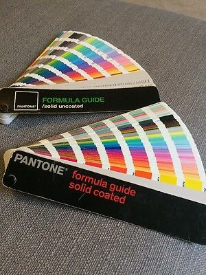 Pantone Solid Coated And Uncoated