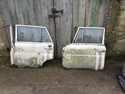 Mercedes Fintail 230 Classic Car Breaking Spares Rear/front Doors