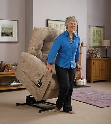 Electrical Rise & Recline Disability Armchair