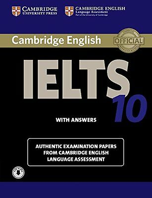 Cambridge IELTS 10 Student's Book with Answers with Audio (IELTS Practice Tests)