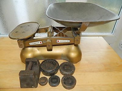 Vintage Avery Balance Scales & Weights