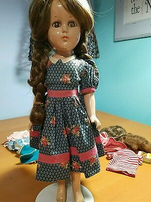 1940' Arranbee Nancy Lee Composition doll / 15""