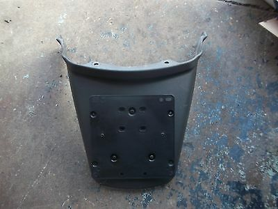 Piaggio X8 250 Number Plate Holder Panel