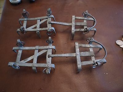 Vintage - Original Ice Spikes for boots - U.S - large
