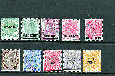 MALAYSIA- Straits Sett. , nice QV group Surcharge issues  mainly MINT