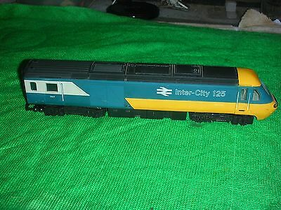 Hornby 00 Intercity 125 Dummy Engine Nice Condition Rolls Well