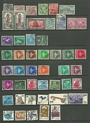 India: A used selection 1949-1979