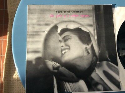 Fairground Attraction The First Of A Million Kisses Vinyl LP