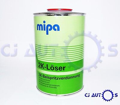 Mipa 2K Fade Out Thinner 1L Loser Additive