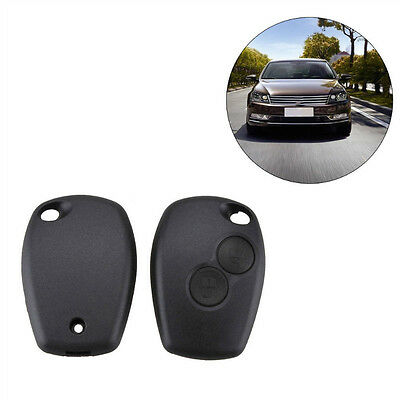 2 Button Key Fob Remote Shell Case For Renault Modus Clio 3 Twingo Kangoo New