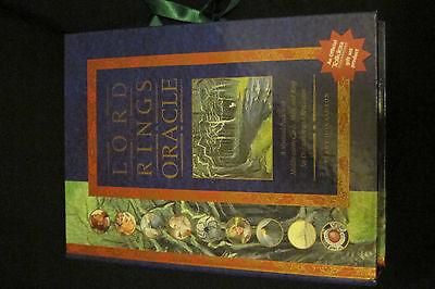 LORD OF THE RINGS ORACLE. Terry Donaldson Tarot Occult Divination OOP RARE