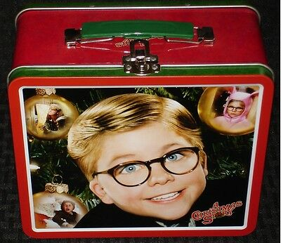 A Christmas Story Lunch Box - Scratch & Dent