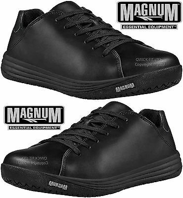 New Mens Magnum Lightweight Leather Waterproof Hiking Walking Shoes Boots Size