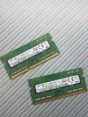 MEMORIA RAM MEMORY SAMSUNG 4GB 1Rx8 PC3L 12800S DDR3 SO DIMM NOTEBOOK LAPTOP