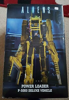 Aliens power loader P 5000 Deluxe Edition