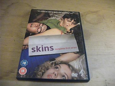 SKIN'S (COMPLETE FIRST SERIES  3  DVDs