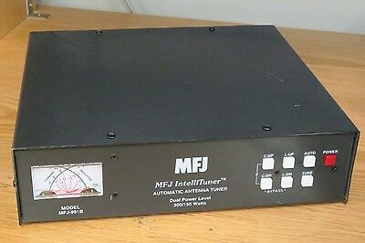 MFJ-991B  Auto Antenna Tuner Ex Display