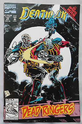 Deathlok #16 (Oct 1992, Marvel)