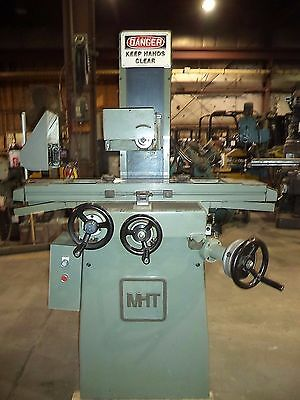 """1992 Mitsui (MIT) Model MSG-200MH, 6"""" X 12"""" Surface Grinder"""