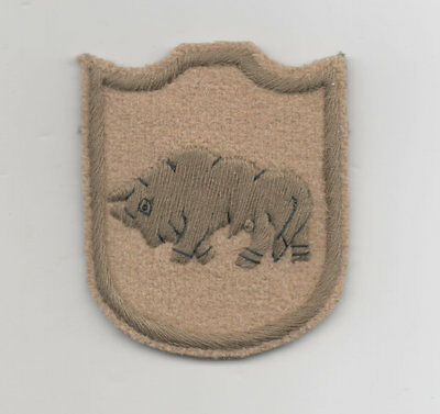 WW2 Polish 5th Kresowa Division shoulder patch
