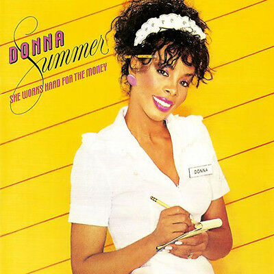 Donna Summer - She Works Hard For The Money  Vinyl Lp Record