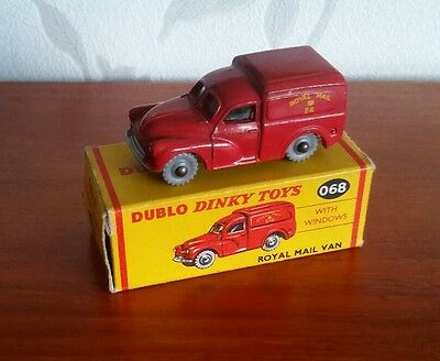 dinky dublo royal mail original condition and box
