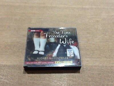 The Time Travelers Wife By Audrey Niffenegger BBC 4 Cd Audio Book - 5 Hours Vgc