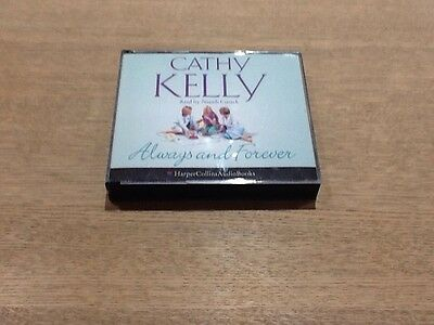 Always And Forever By Cathy Kelly 3 Cd Audio Book 3 Hours Vgc