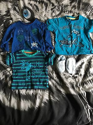 Bundle Of Baby Boys 12-18 Month Clothes