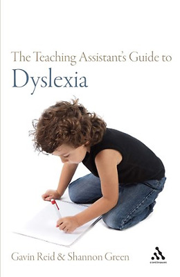 The Teaching Assistant's Guide to Dyslexia (Teaching Assistant's), Good Conditio