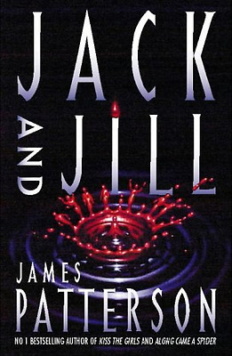 Jack and Jill, Good Condition Book, Patterson, James, ISBN 0002252317