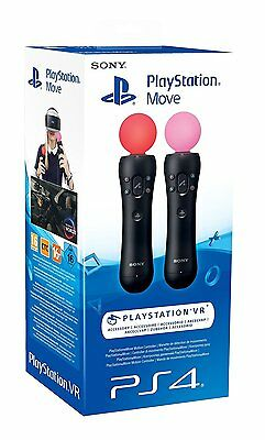 PlayStation Move Twin Pack PS4 - PS3